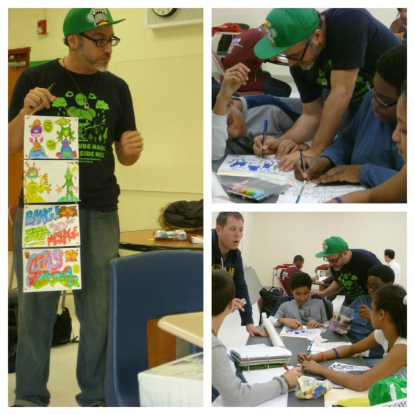 After School Program at Janis Dismus Middle School