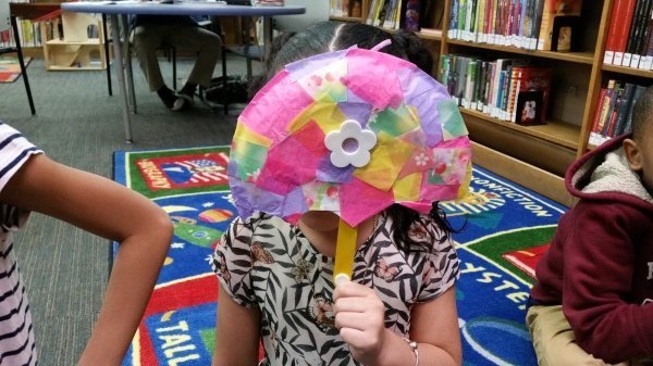 Flower Power Umbrella
