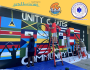 A Celebration of Migration & Diversity in 243Q's OutdoorMural