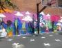 A Mural Rising for Summer Rising at East BronxAcademy